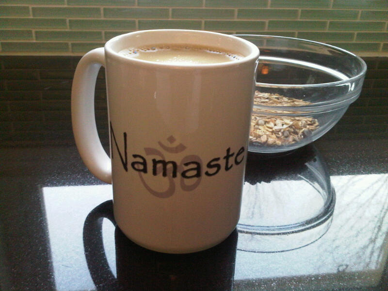Namaste Coffee Alternative